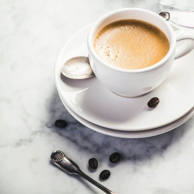 how to get a coffee stain out of marble
