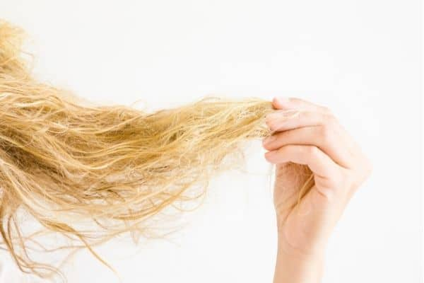 how to get silly putty out of hair