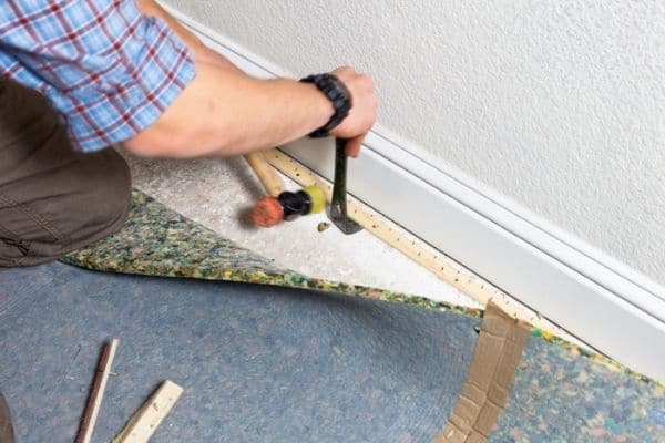 when to replace carpet