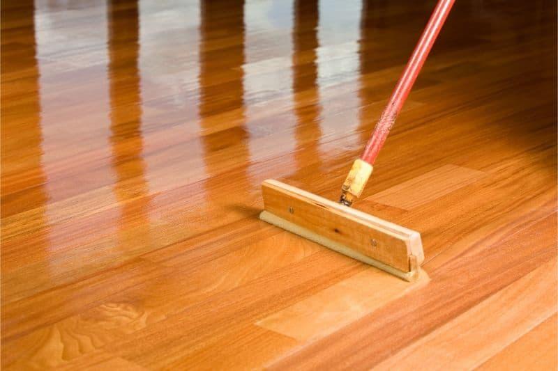 best way to clean polyurethane wood floors