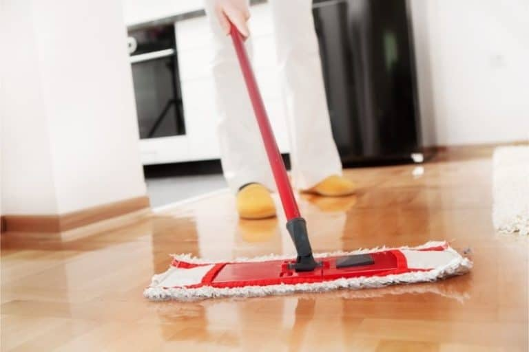 Can You Clean Hardwood Floors With Bleach? (Quick Guide)