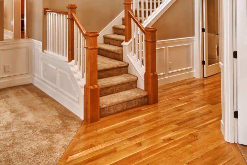 can you steam clean engineered hardwood floors
