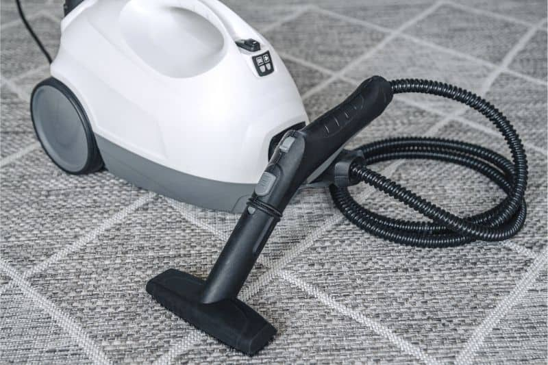 do steam cleaners clean carpets