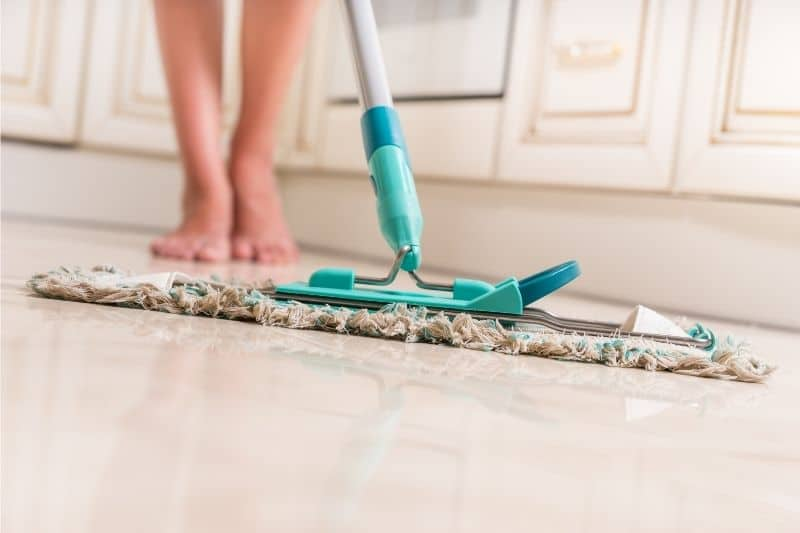 homemade no rinse floor cleaner recipes