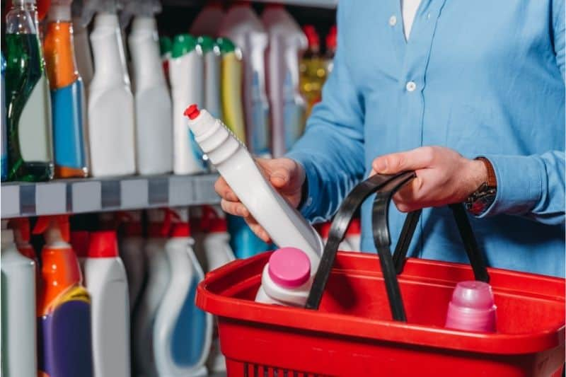 household cleaners 1