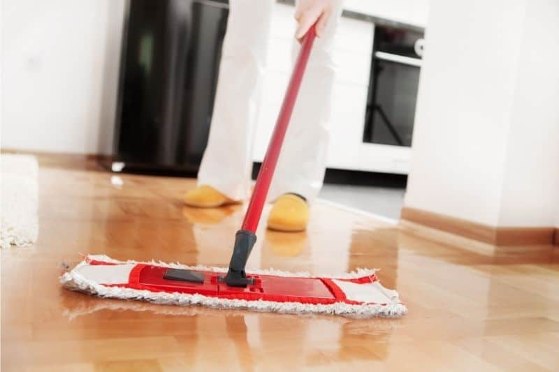 mop laminate floor 1