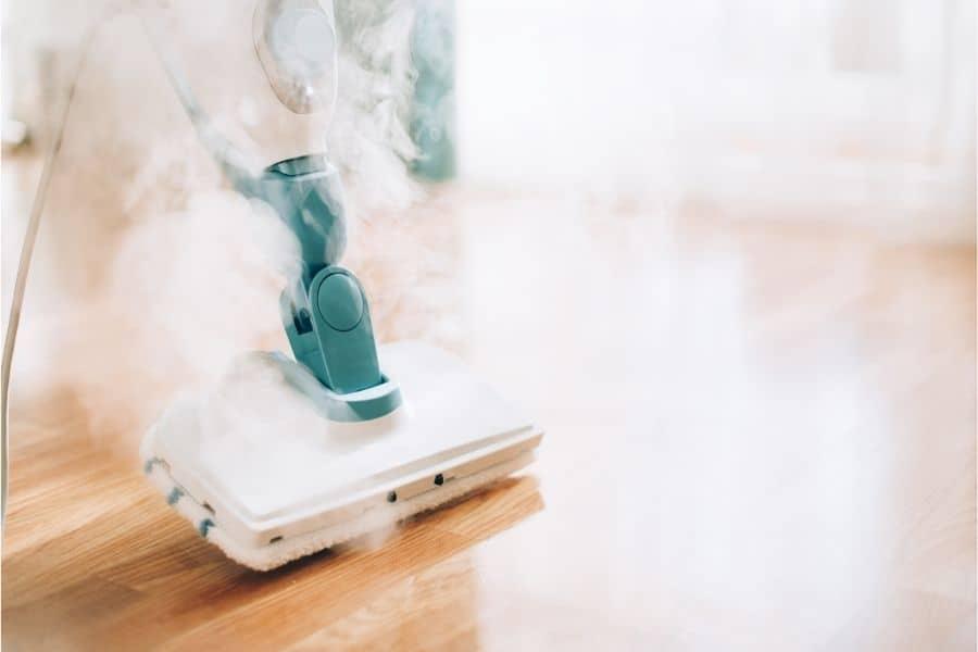 steam cleaning vinyl floors