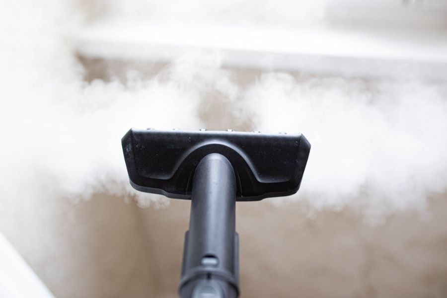 what can you clean with a steam cleaner