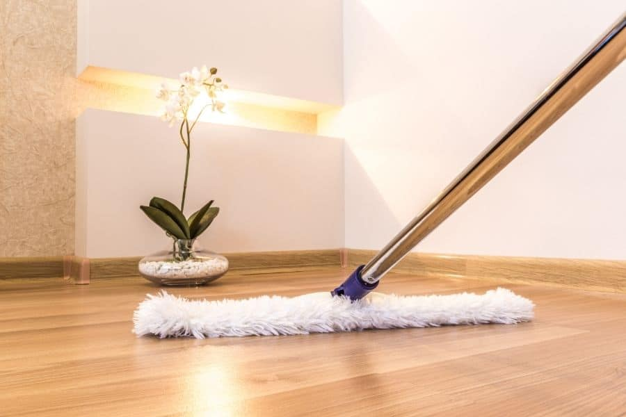 best dust mop for wood floors
