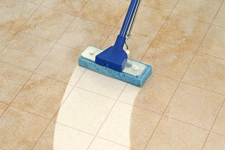 best sponge mop for tile floors