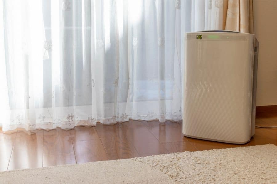 where should an air purifier be placed in a room