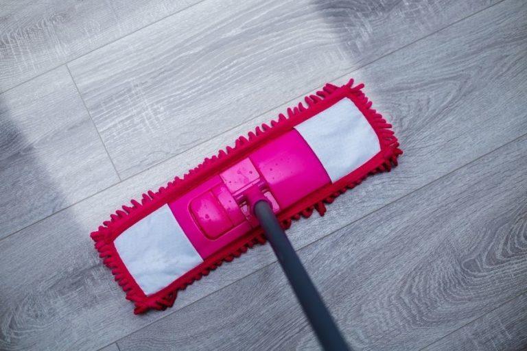 5 Best Mop for Laminate Wood Flooring: Dust, Wet, Spray, Steam