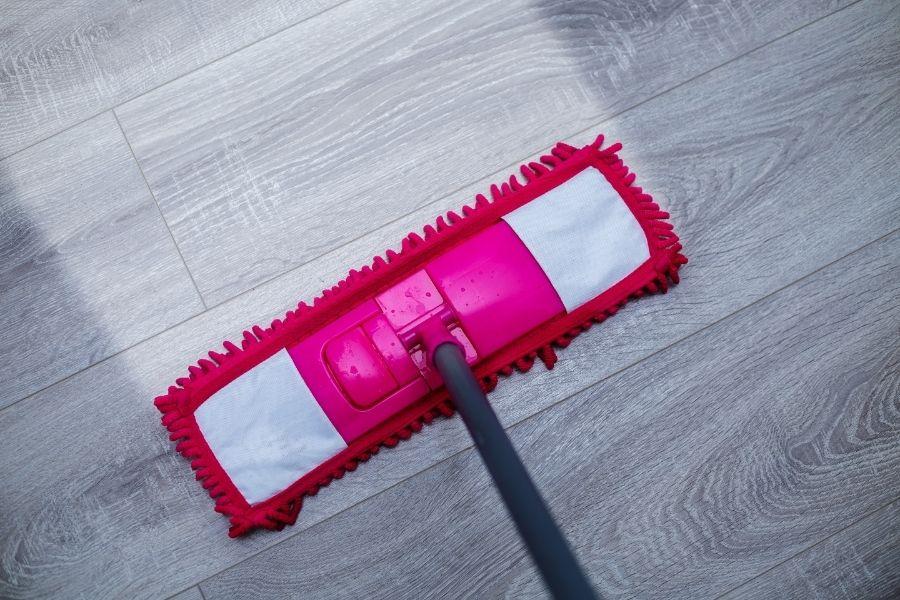 best mop for laminate flooring