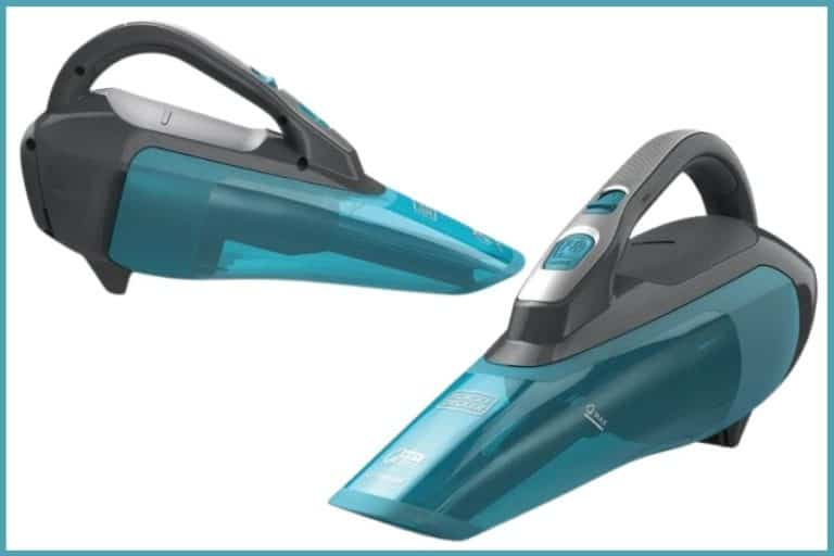 7 Best Handheld Wet Dry Vacuum Cleaner Reviewed