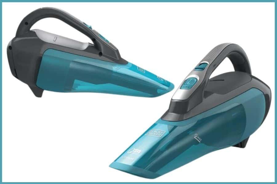 handheld wet dry vacuum cleaner