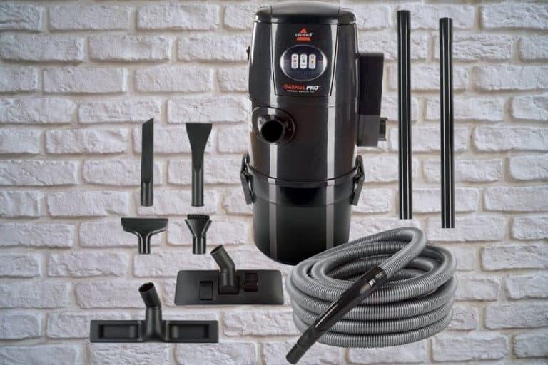 6 Best Garage Wall Mount Vacuum Cleaners Reviewed