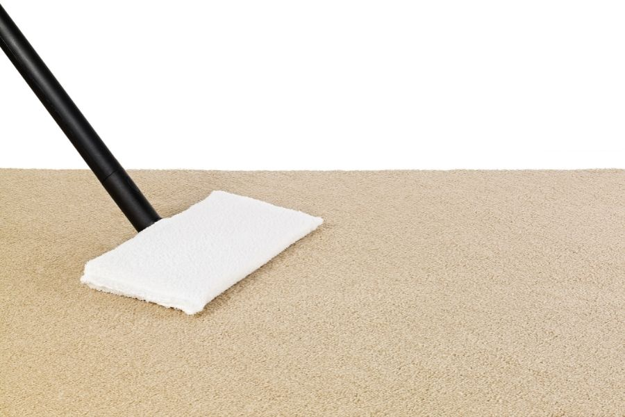 how long does it take carpet to dry after steam cleaning