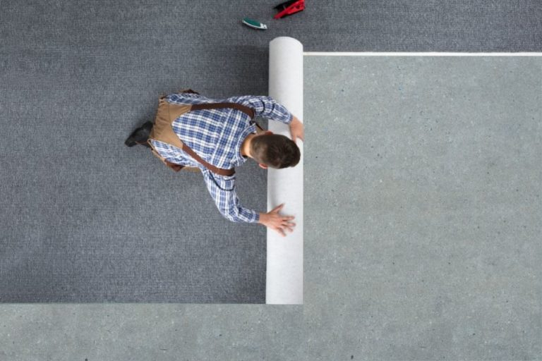 8 Important Steps on How to Lay Carpet on Concrete