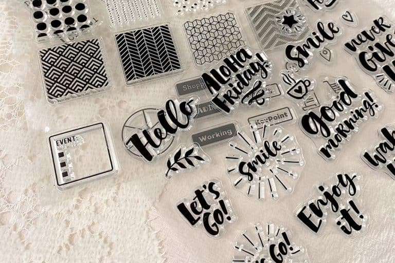 8 Clear Stamp Storage Ideas to Get You Organized and Sorted