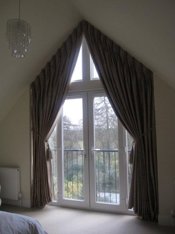 curtain as window coverings