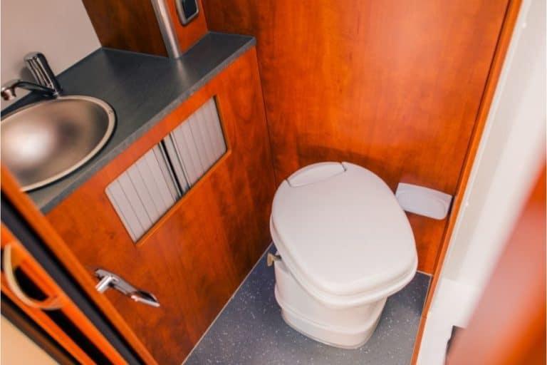 17 Awesome RV Bathroom Storage Ideas