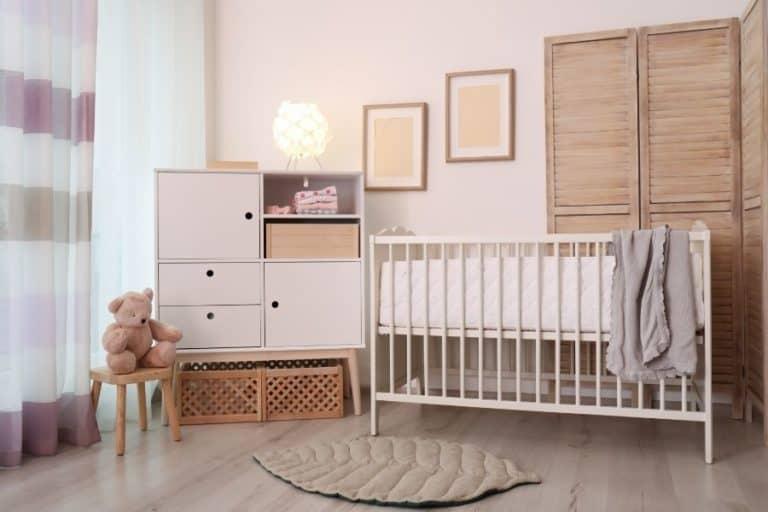 6 Nifty Under Crib Storage Ideas