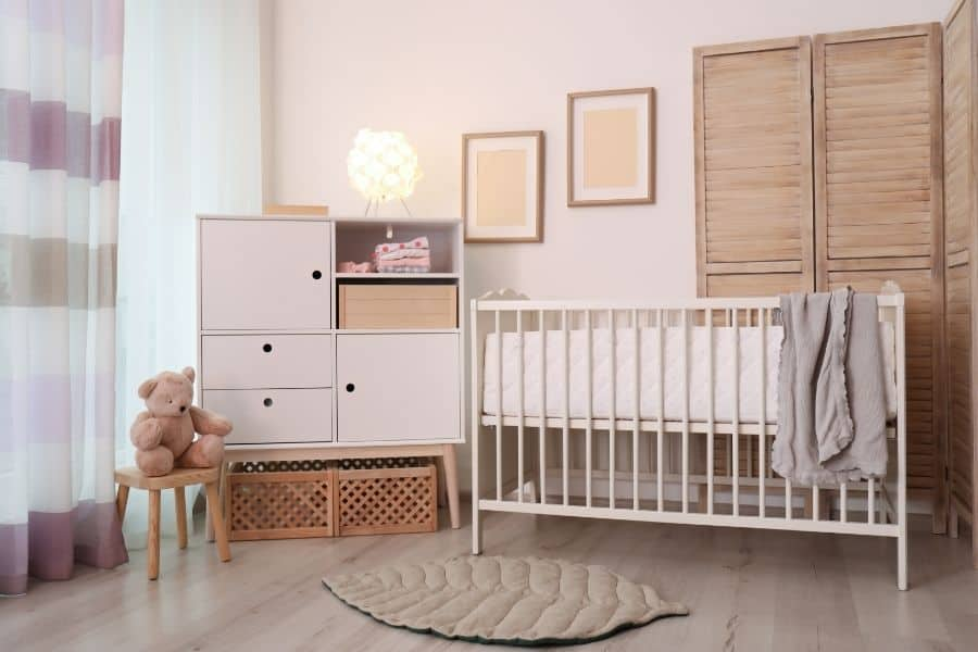 under crib storage ideas
