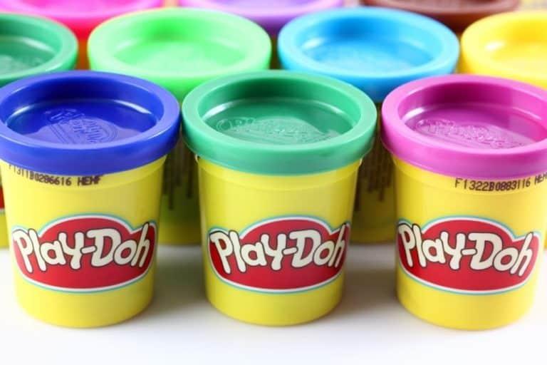 15 Creative Play Doh Storage Ideas